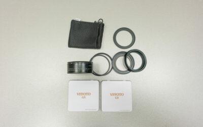 Recenze filtru světelného znečištění VFFFOTO